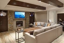 Basement Decorating Ideas For Family Room With Basement - Family room renovation ideas