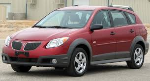 pontiac vibe review and photos