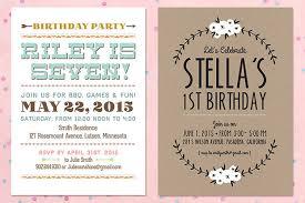 birthday invitations ideas plumegiant