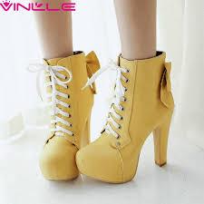 womens platform boots size 11 get cheap high heels platform boots shoes size 12