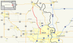 Map Of Nebraska Cities Nebraska Highway 133 Wikipedia