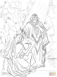 king josiah scroll coloring page free printable coloring pages
