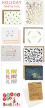 stationery a z holiday thank you cards