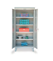 Surplus Storage Cabinets Strong Hold Products Industrial Storage Cabinets
