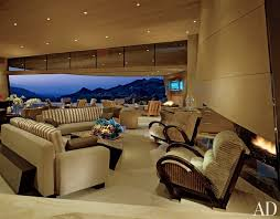Interior Design Palm Desert by Modern Living Room By Guy Dreier Designs And Habitat Architecture