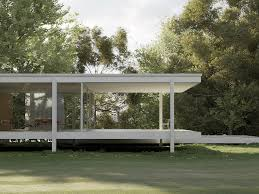 Farnsworth House Gallery Of And Real Estate Reconsidered What Was The True