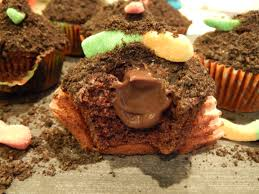 dirt u0027n u0027 worms cupcakes the dessert chronicles