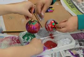 christmas bauble decorations 2015 southmere primary academy