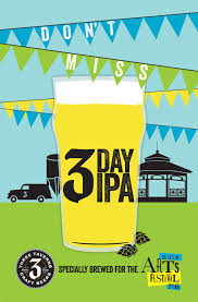 beer cheers cartoon announcing decatur u0027s exclusive 3day ipa u2014 three taverns brewery