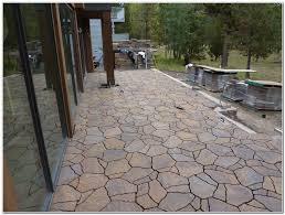 flagstone pavers patio flagstone patio pavers natural stone patios home design ideas