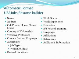 Usajobs Resume Builder Example Miricle Worker Essay Best Dissertation Proposal Writing Services