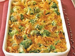 broccoli casserole recipe myrecipes