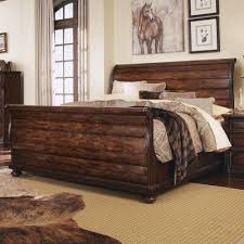 Oak Sleigh Bed Best 25 Sleigh Beds Ideas On Pinterest Dark Wood Bed Dark Wood