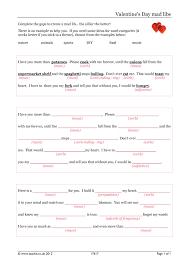halloween mad libs ks4 word classes teachit english