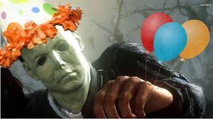 Halloween Happy Birthday Images by Michael Myers Birthday Present Youtube