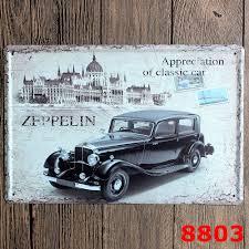 aliexpress com buy vintage classic car metal plates vintage