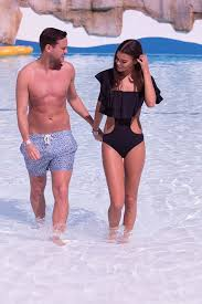 Towie U0027s Jamie Reed Looks Loved Up With Jade At Bh Mallorca Daily