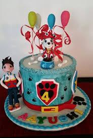 paw patrol cake cake cake raga cakesdecor