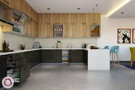 traditional vs lift up the better modular kitchen cabinet system