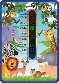 happy family jungle animals nursery u0026 room safety temperature