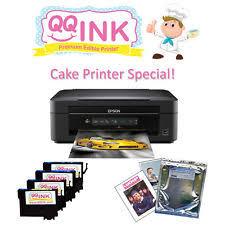edible printing system edible image printer cake decorating supplies ebay