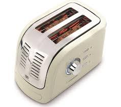 Asda Toasters Buy Kenwood Turbo Tcm300cr 2 Slice Toaster Cream Free Delivery