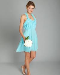 Green Dresses For Weddings 10 Bridal Parties Wearing White At Real Weddings Martha Stewart