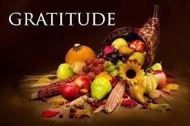 gratitude just between us