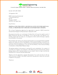 Commercial Lease Letter Of Intent Sample by Sample Of Proposal Letters Thebridgesummit Co