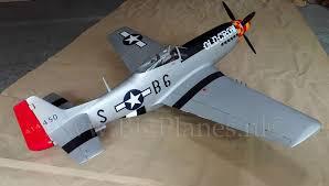 51d mustang spitfire composite model airplane arf 206cm 7kg 35cc top