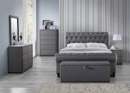 Wood Panel Bed Frame by Bed Frames Gray Beds Grey Fabric Bed Frame Gray Wood Bedroom