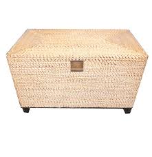 pier 1 imports wicker storage chest ebth