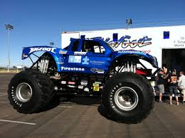 bigfoot monster truck museum world autism awareness day