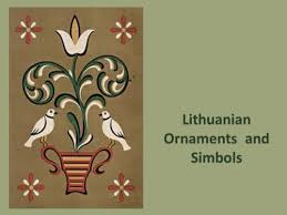 lithuanian ornaments and simbols ourboox
