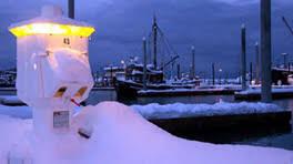 marina power and lighting lighthouse