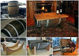whiskey barrel table for sale whiskey barrel chairs for sale whisky barrel furniture view in
