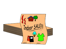 how to have an indoor yard sale 12 steps with pictures
