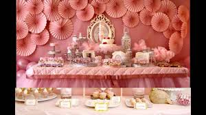 baby girl birthday ideas baby girl birthday party themes decorations at home