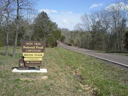 Missouri State Parks Map by National Forest In Missouri Camping Missouri