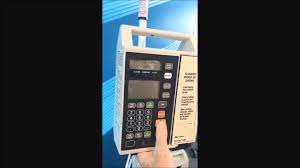troubleshooting baxter flo gard 6201 pump 1 youtube