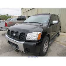 2006 nissan armada rod robertson enterprises inc