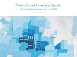 Phoenix Area Code Map by How Homeowners Can Identify Neighborhoods Before They Pop