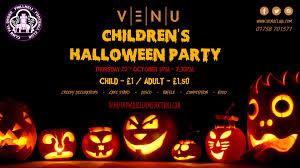 children u0027s halloween party venuvenu