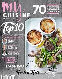 revue cuisine my cuisine du 22 février 2018