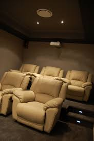 decor for home theater room home theatre for a smaller room nice colour pallet decor