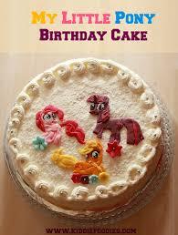 my pony birthday cake my pony birthday cake kiddie foodies
