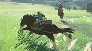 The Legend Of Zelda A Link Between Worlds Map by The Legend Of Zelda Breath Of The Wild Review Polygon