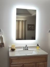 Lighted Vanity Mirrors For Bathroom Lighted Vanity Mirror