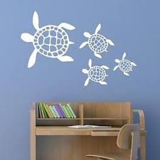sea turtle scene vinyl wall decal sticker b00bb3csyg wall decal