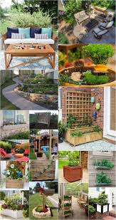 Diy Herb Garden Box by 19 Best Ideas Jardin Images On Pinterest Landscaping Ideas Para